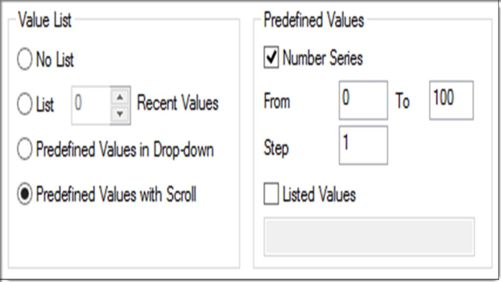 Qlikview Dimension Limit Based on Variable