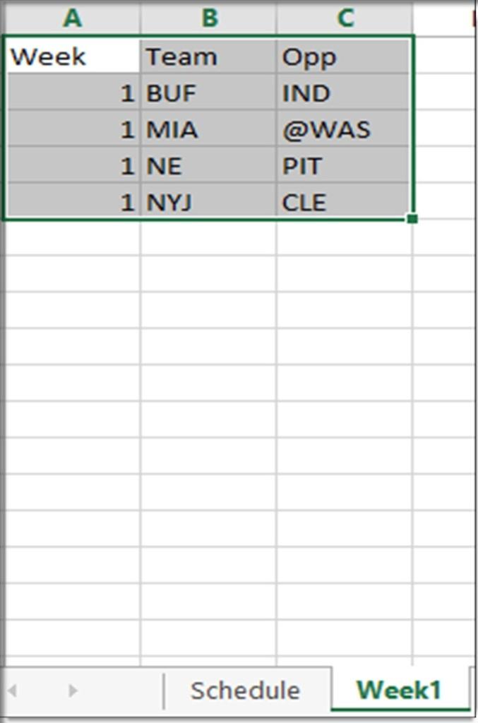 Excel VBA Loop Worksheets