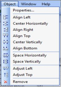 Qlikview Macro Display Object List Box Selection