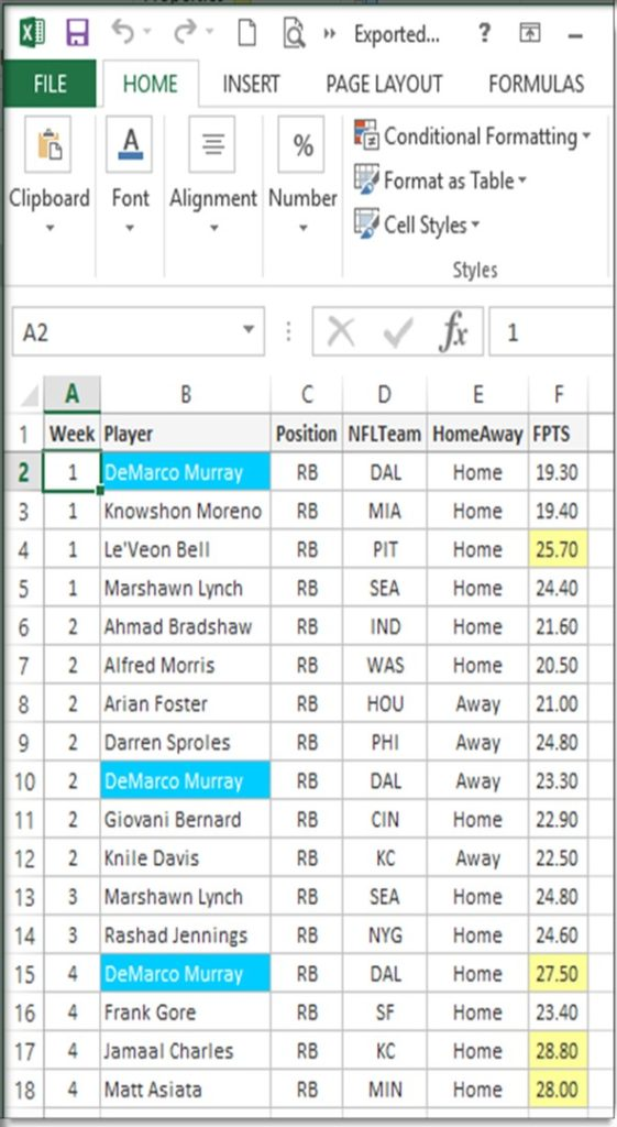 Qlikview Export to Excel Tabs with Formatting