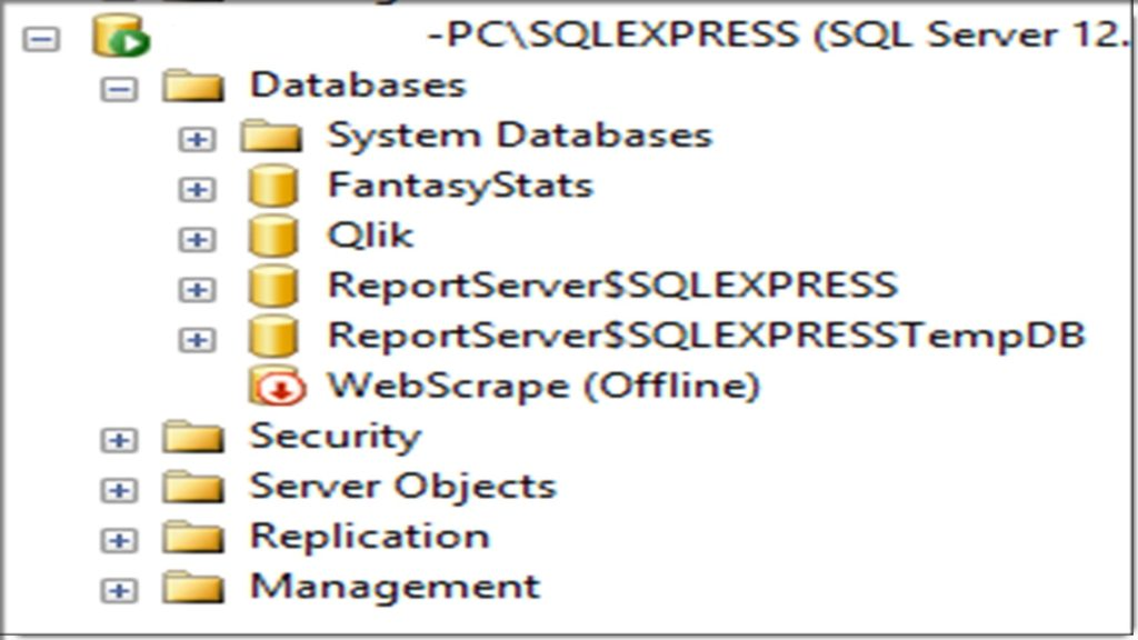SQL Take Database Offline Stuck