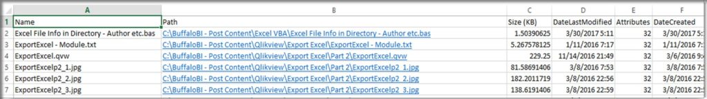 Excel VBA Find File in Folder and Subfolders