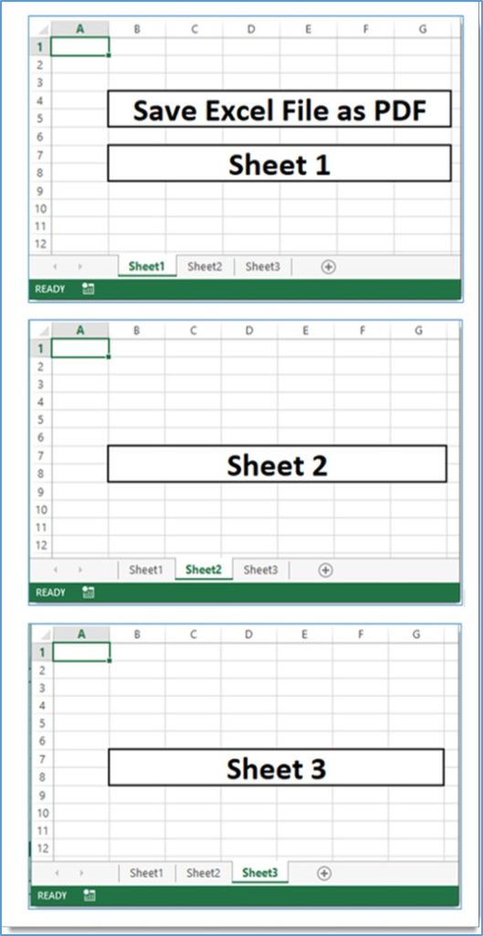 Excel VBA Save File as PDF Document - BuffaloBI com