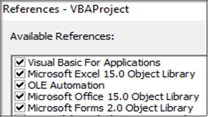 Excel VBA Search for Files in Folder and Subfolders