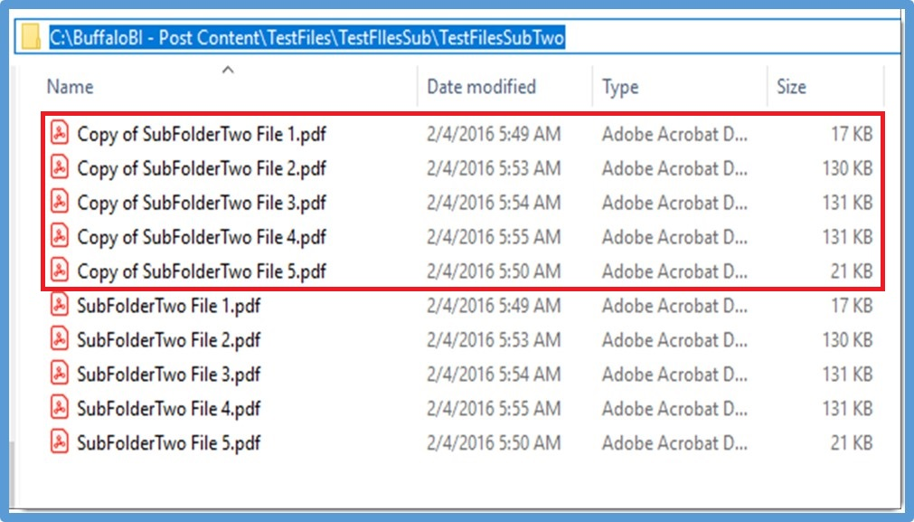 Excel VBA Copy and Rename Files in Folder and Subfolders